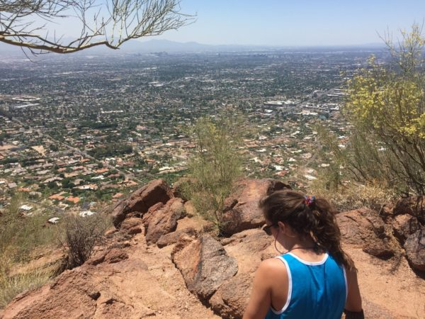 Hike Camelback Mountain in Scottsdale