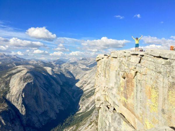 Hike Half Dome in Yosemite National Park