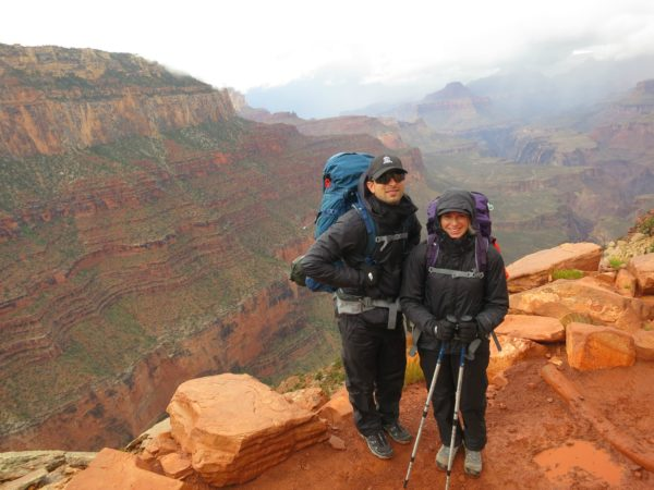 Storms in Grand Canyon can be sudden
