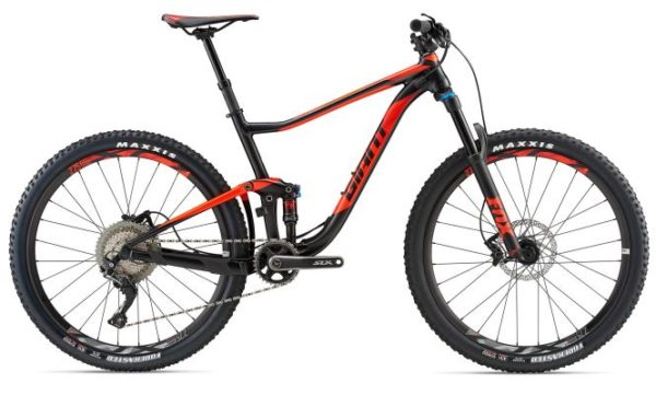 2018 Giant Anthem 27.5 mountain bike