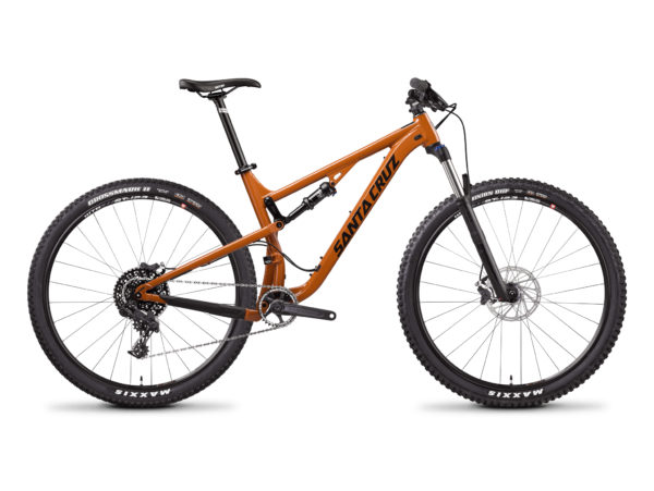 Santa Cruz Tallboy ALD mountain bike