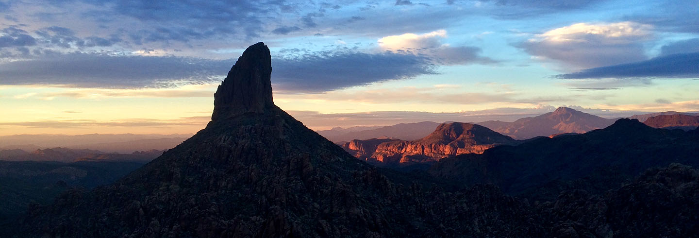 3 Reasons you should go backpacking in the Superstition Wilderness in Arizona.