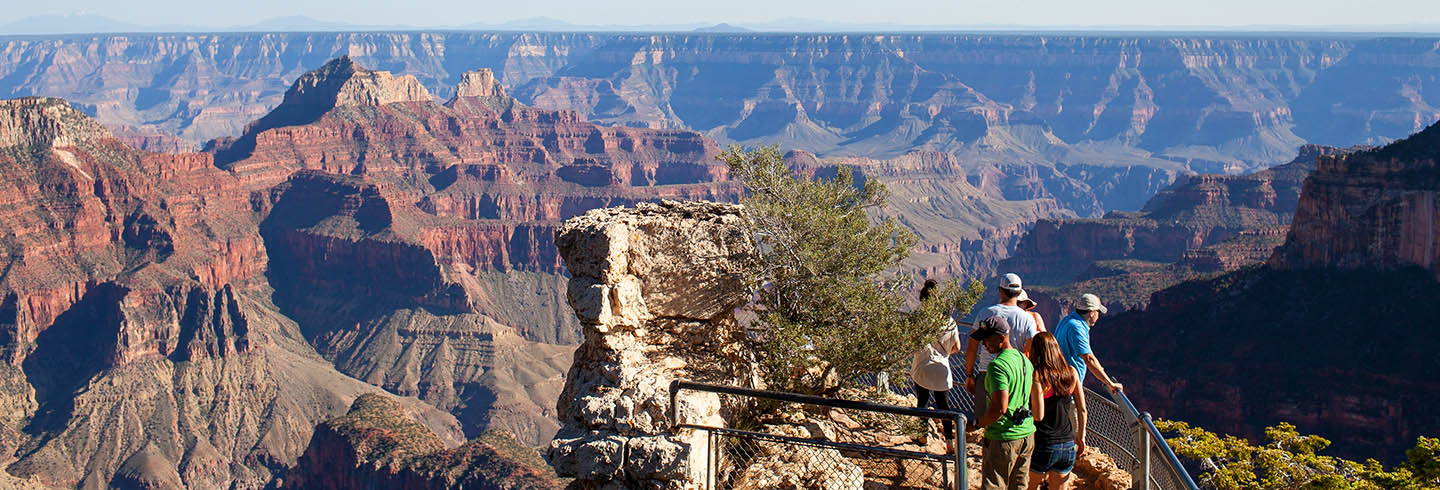 Grand Canyon North Rim Hiking Camping Weekend 4day guided trip