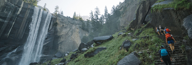 Yosemite Hiking & Camping Weekend Trip - 3 day guided trip