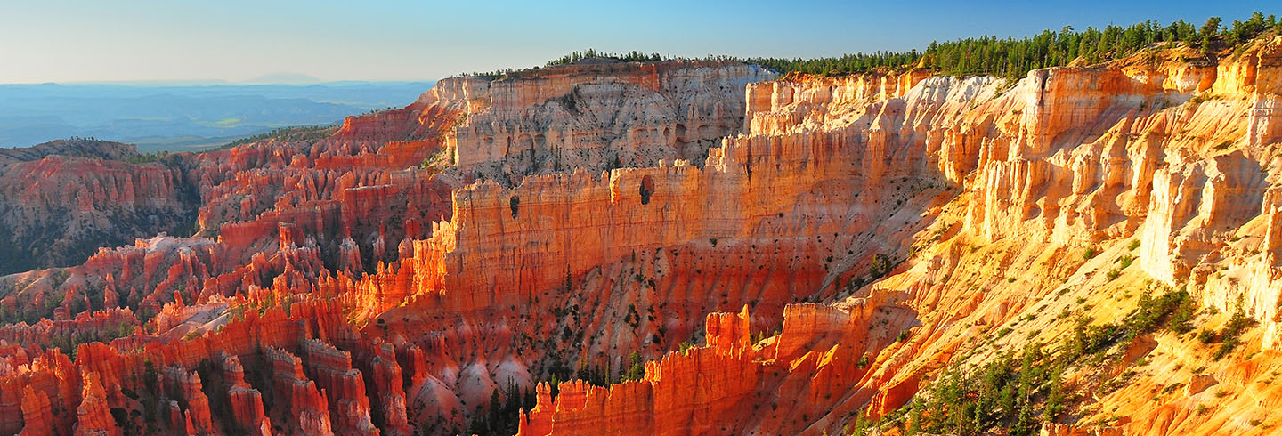 Go on a guided hiking or cycling trip to Bryce Canyon National Park with AOA
