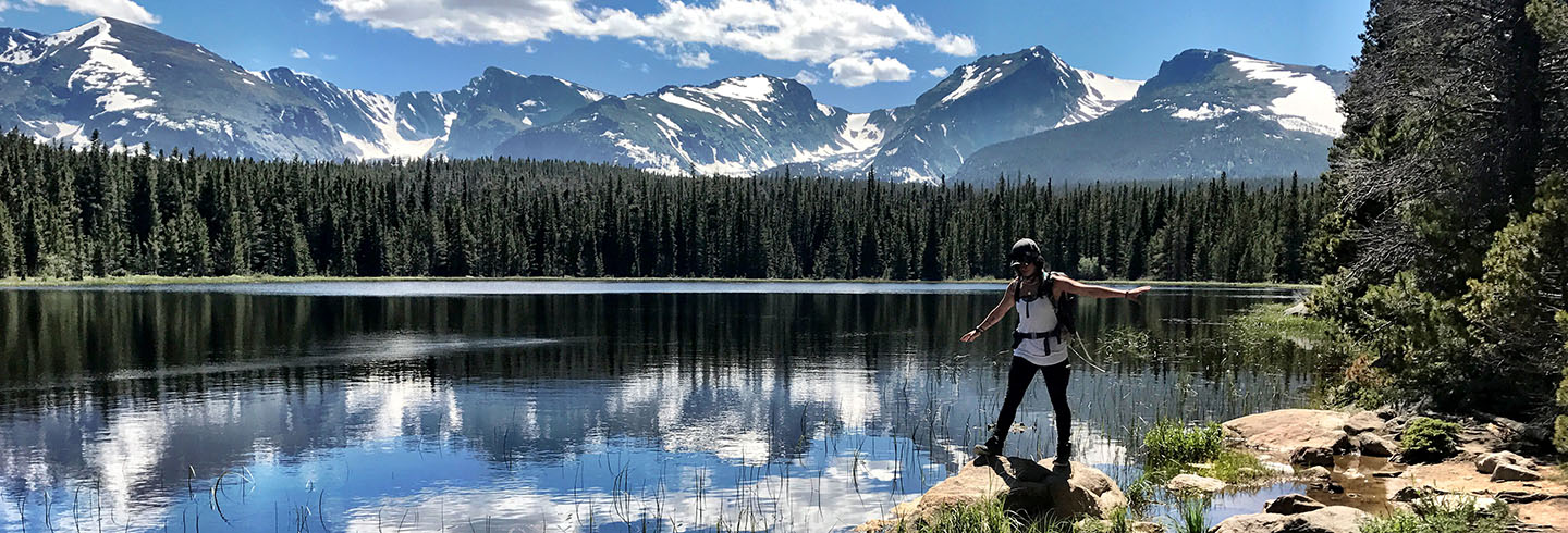 Rocky Mountain National Park Guided Backpacking Trips