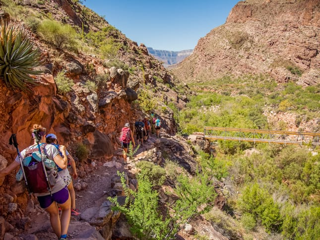 f895d8d5e6f 3-Day Grand Canyon Rim to Rim Hiking Tour - AOA Adventures