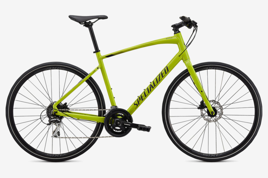 Specialized Sirrus bike