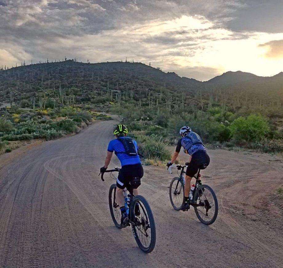 Ride Arizona Dirt Roads on the Salsa Cutthroat rental gravel bike