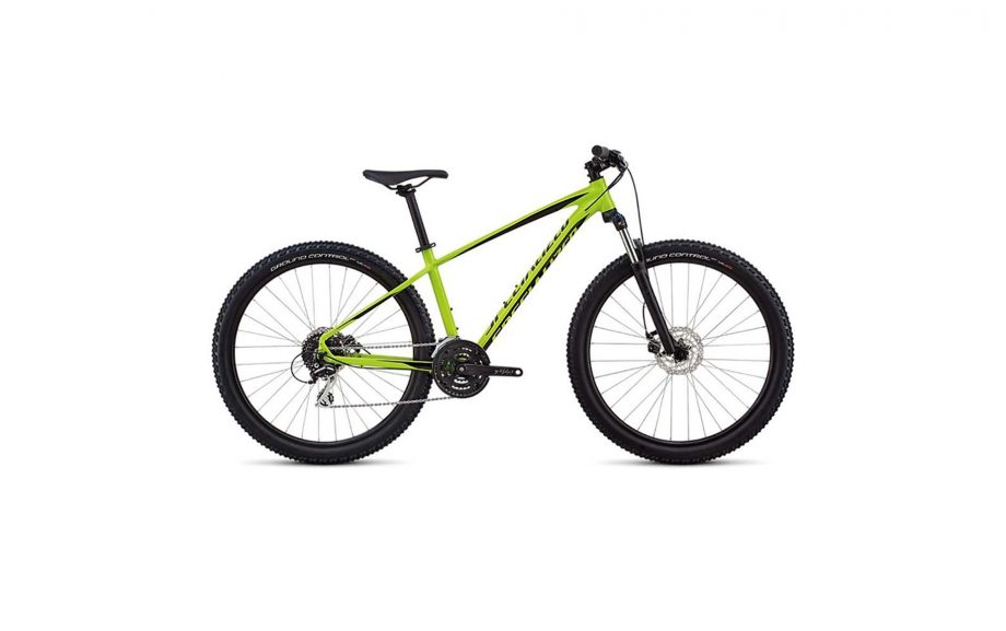 rent a specialized pitch sport mountain bike from the AOA bike shop