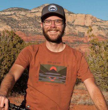 craig jones multiday hiking guide in AZ and Utah