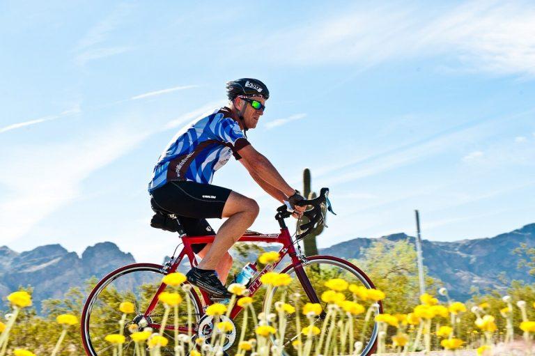 spring road cycling in mesa arizona