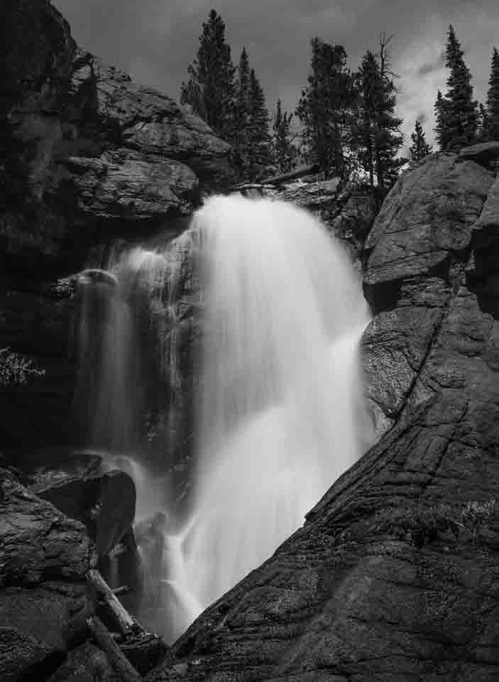 Hike to Ouzel Falls in Rocky Mountain National Park