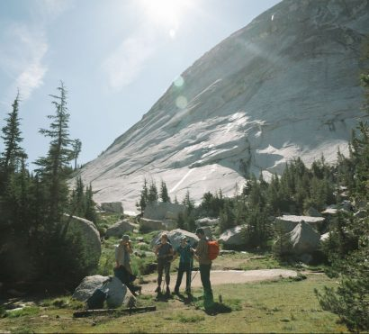 Hiking the Cathedral Lakes Trail in Yosemite