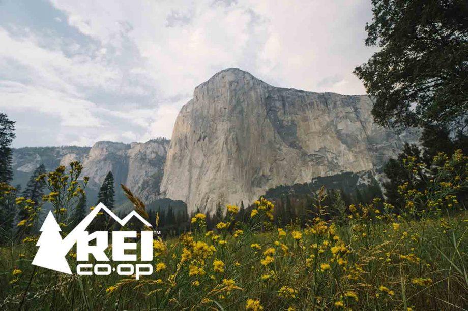 Yosemite valley view of El Capitan