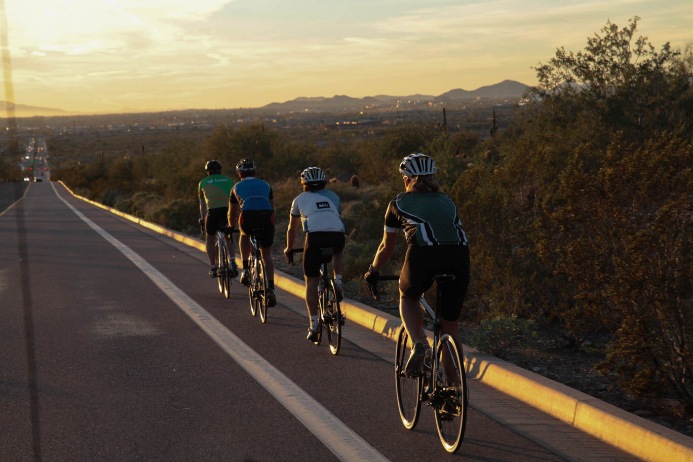 Road Biking Scottsdale