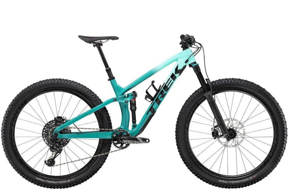 2020 Trek Fuel EX 9.8 Teal at REI Co-op Adventure center Arizona