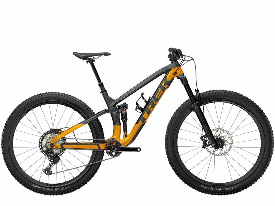Trek Fuel 9.8 Full Suspension Trail Mountain Bike