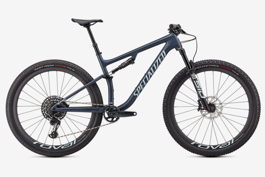 Specialized EVO Expert full suspension mountain bike