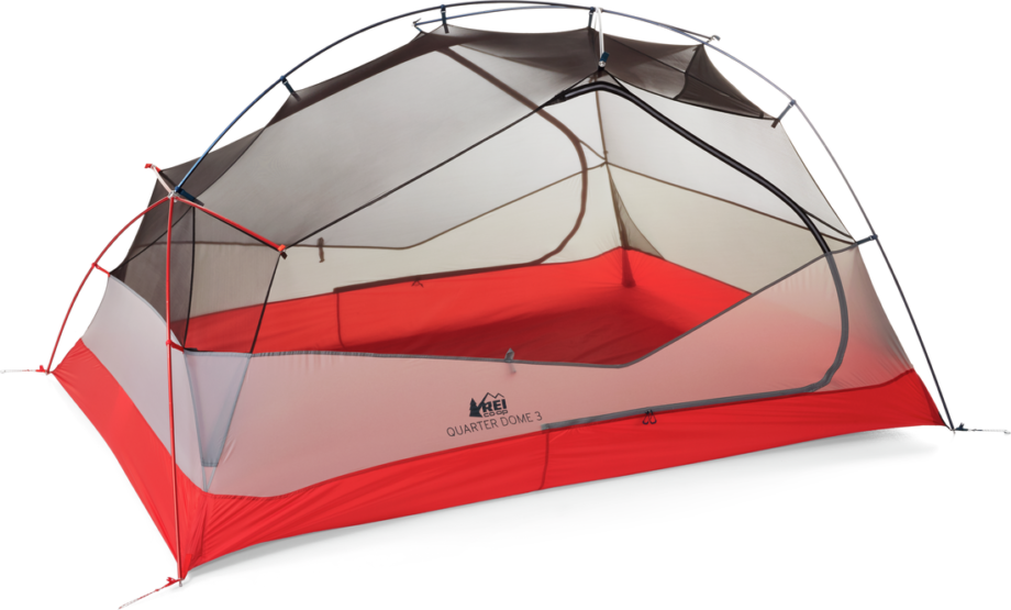REI Quarter Dome 3 Tent Rental
