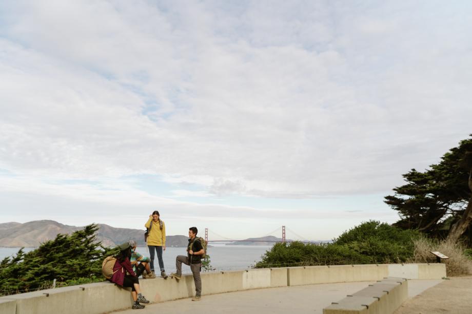 San Francisco Hiking Tour Group