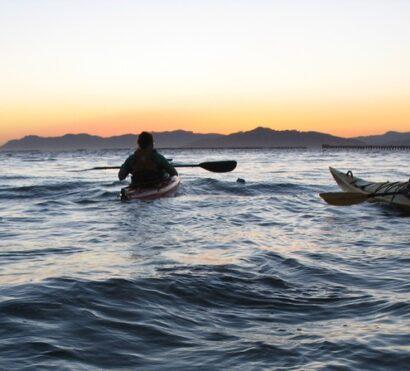 San Francisco Bay Kayaking Tour