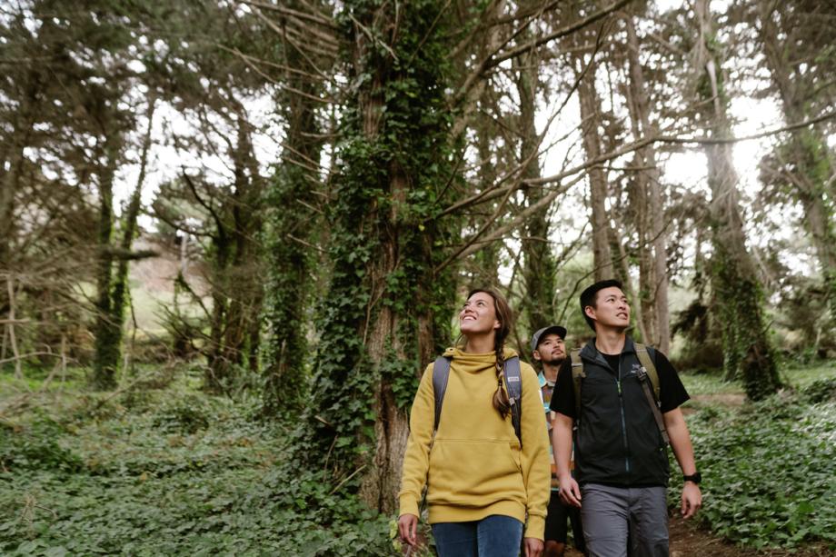San Francisco Nature Hiking