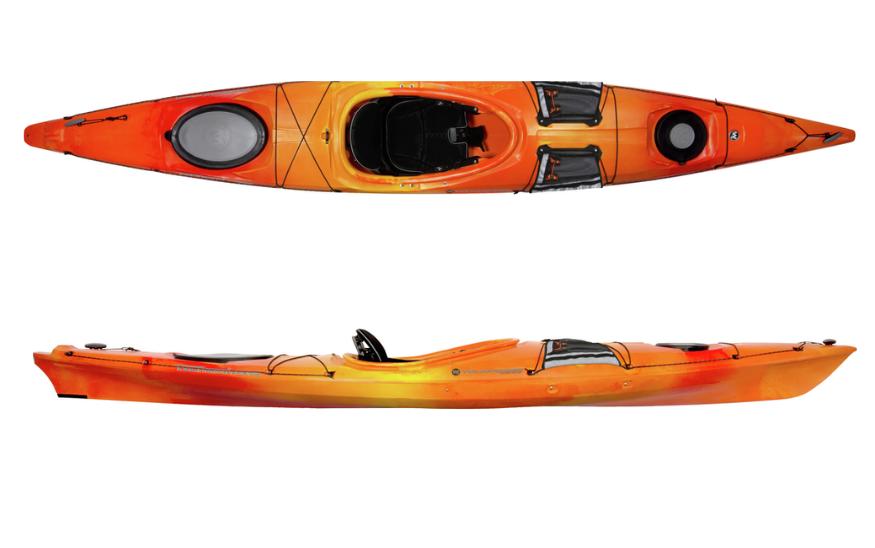 Wilderness systems tsunami 145 single kayak rental
